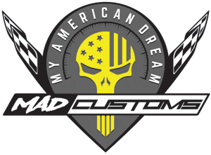 Mad Customs Logo
